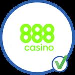 88 casino logo