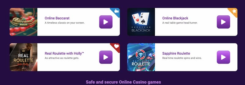 jackpot city casino games screenshot