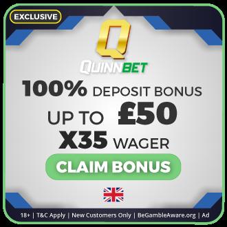 GambleMojo Exclusive Bonus QinnBet Casino