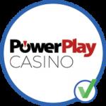 powerplay casino logo