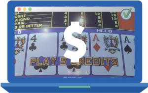 Online Video Poker Bonus