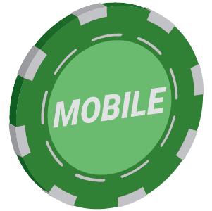 Casinos on mobile phones